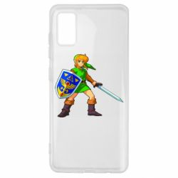 Чехол для Samsung A41 Zelda
