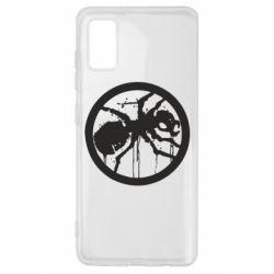 Чехол для Samsung A41 Жирный муравей