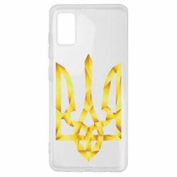 Чехол для Samsung A41 Золотий герб