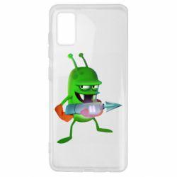 Чехол для Samsung A41 Zombie catchers