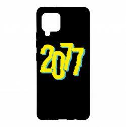 Чохол для Samsung A42 5G 2077 Cyberpunk