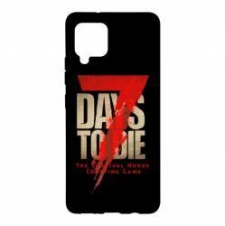 Чохол для Samsung A42 5G 7 Days To Die
