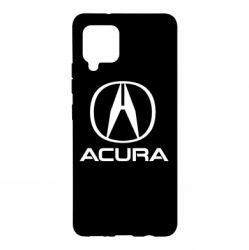 Чохол для Samsung A42 5G Acura logo 2