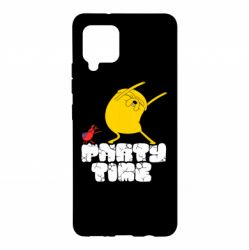 Чехол для Samsung A42 5G Adventure time 2