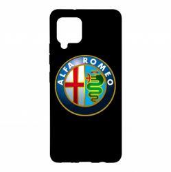 Чехол для Samsung A42 5G ALFA ROMEO