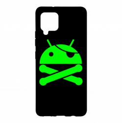 Чохол для Samsung A42 5G Pirate Android