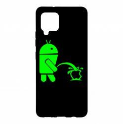 Чохол для Samsung A42 5G Android принижує Apple