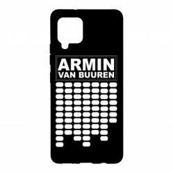 Чохол для Samsung A42 5G Armin Van Buuren Trance