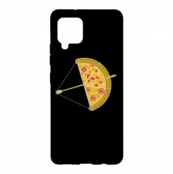 Чохол для Samsung A42 5G Arrow Pizza