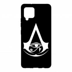Чохол для Samsung A42 5G Assassin's Creed Origins logo