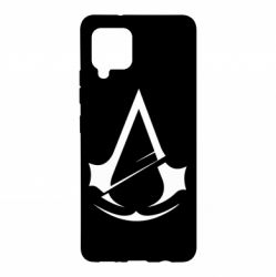 Чохол для Samsung A42 5G Assassins Creed Logo