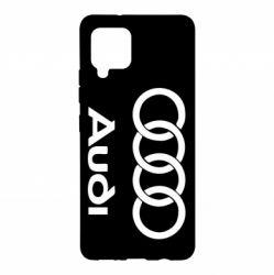 Чехол для Samsung A42 5G Audi