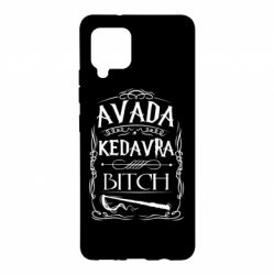Чехол для Samsung A42 5G Avada Kedavra Bitch