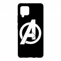 Чохол для Samsung A42 5G Avengers logo
