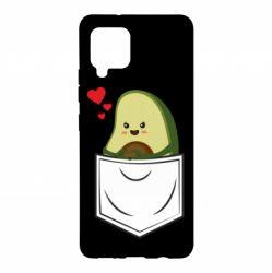 Чехол для Samsung A42 5G Avocado in your pocket