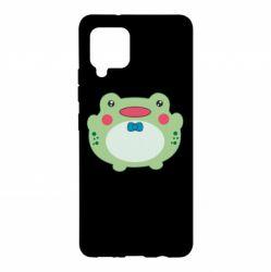 Чохол для Samsung A42 5G Baby frog