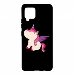 Чохол для Samsung A42 5G Baby unicorn