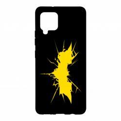 Чохол для Samsung A42 5G Batman cracks