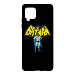 Чехол для Samsung A42 5G Batman Hero