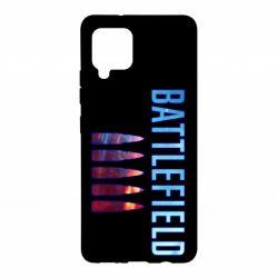 Чохол для Samsung A42 5G Battlefield 5 bullets