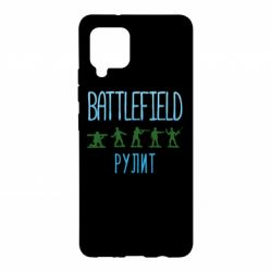 Чохол для Samsung A42 5G Battlefield rulit