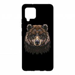 Чохол для Samsung A42 5G Bear graphic