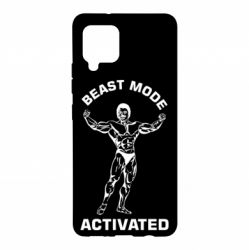Чехол для Samsung A42 5G Beast mode activated