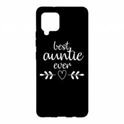 Чохол для Samsung A42 5G Best auntie ever