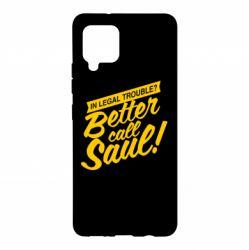 Чохол для Samsung A42 5G Better call Saul!