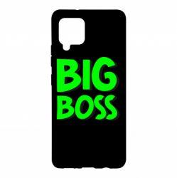 Чохол для Samsung A42 5G Big Boss