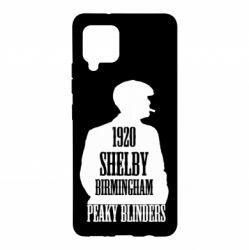 Чохол для Samsung A42 5G Birmingham 1920