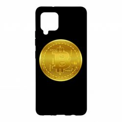 Чохол для Samsung A42 5G Bitcoin coin