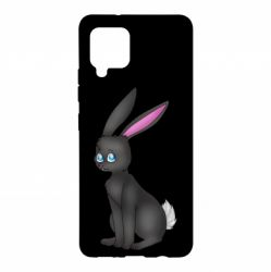 Чохол для Samsung A42 5G Black Rabbit