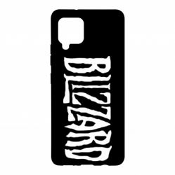 Чохол для Samsung A42 5G Blizzard Logo