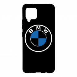 Чохол для Samsung A42 5G BMW logo 2020