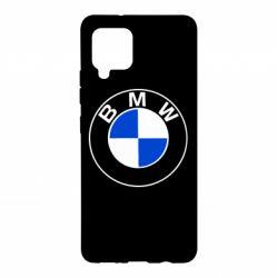Чехол для Samsung A42 5G BMW