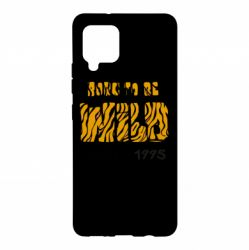 Чехол для Samsung A42 5G Born to be wild sinse 1995