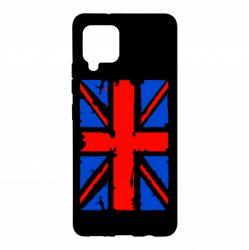 Чохол для Samsung A42 5G Британський прапор