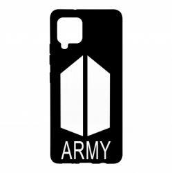 Чохол для Samsung A42 5G Bts army