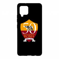 Чохол для Samsung A42 5G Calcio Femminile Roma