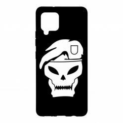 Чохол для Samsung A42 5G Call of Duty Black Ops logo