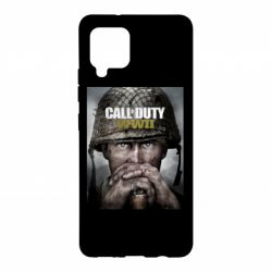 Чохол для Samsung A42 5G Call of Duty WW2 poster