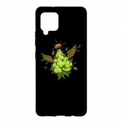 Чохол для Samsung A42 5G Cannabis