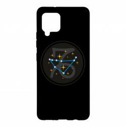 Чохол для Samsung A42 5G Capricorn constellation