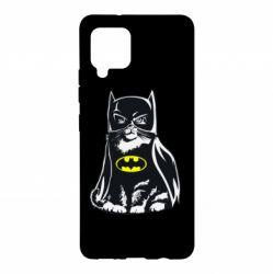 Чохол для Samsung A42 5G Cat Batman