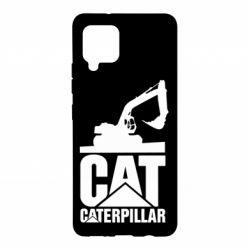 Чохол для Samsung A42 5G Caterpillar cat