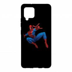 Чохол для Samsung A42 5G Людина павук