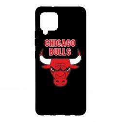 Чохол для Samsung A42 5G Chicago Bulls vol.2