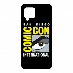 Чохол для Samsung A42 5G Comic-Con International: San Diego logo