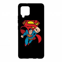 Чохол для Samsung A42 5G Comics Superman